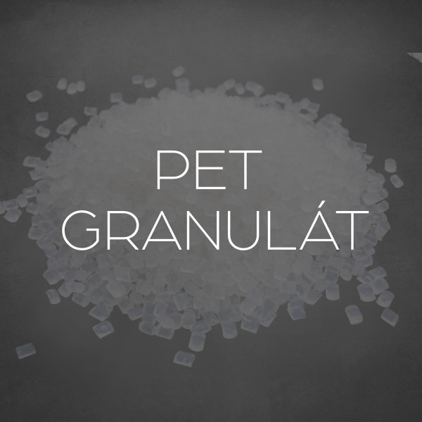 pet granulate